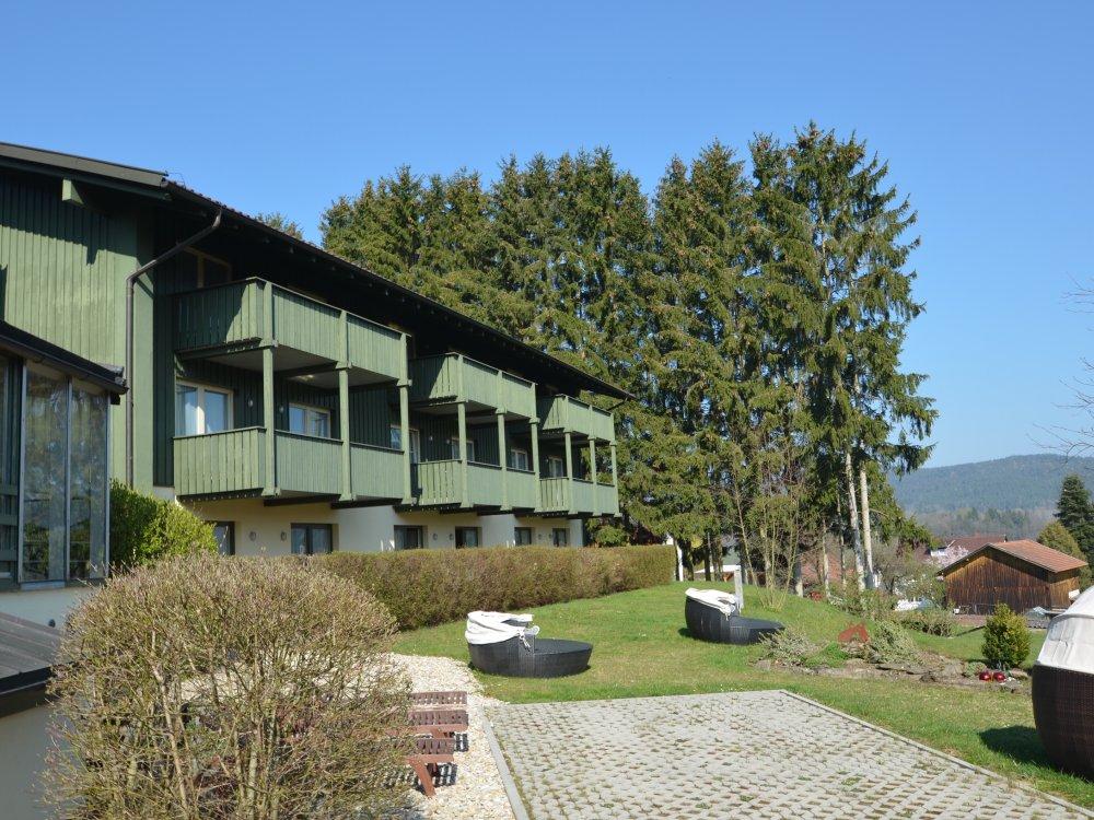 Landhotel Christopherhof Liegewiese