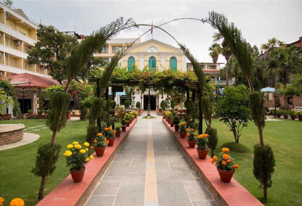 Kathmandu Guest House - Außenansicht