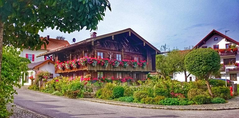 Radreise - Münchner Seenrunde Bernried