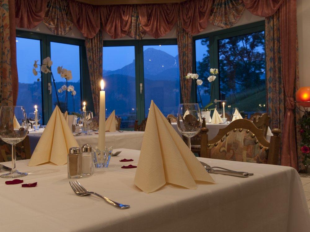Hotel Talhof in Tirol Restaurant