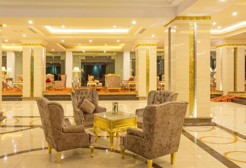 The Grand Kandyan Hotel - Lobby