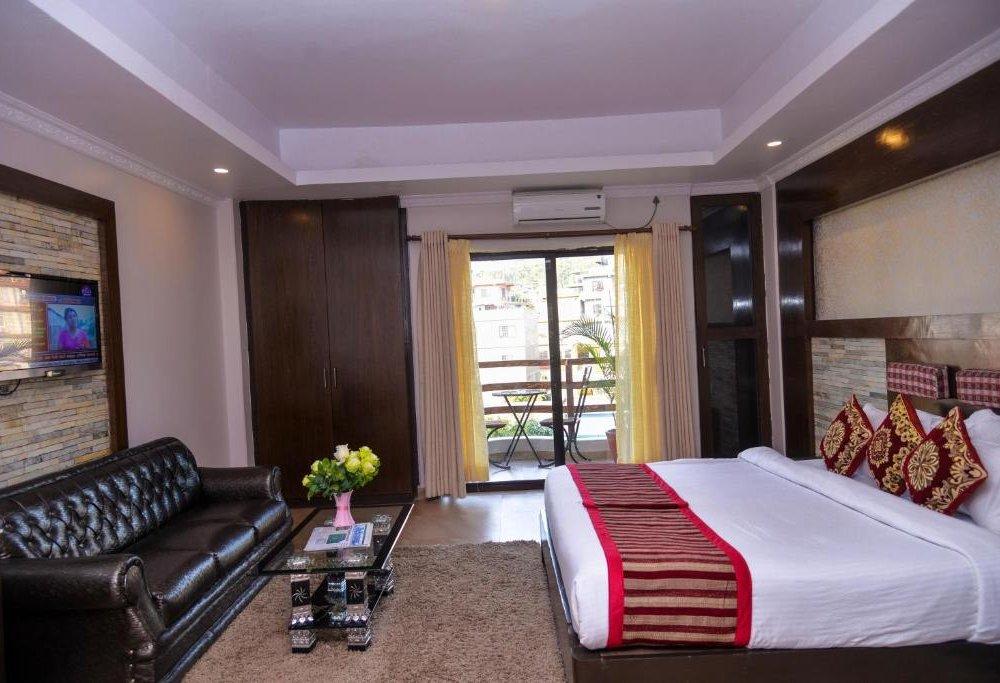 Kuti Resort - Zimmerbeispiel