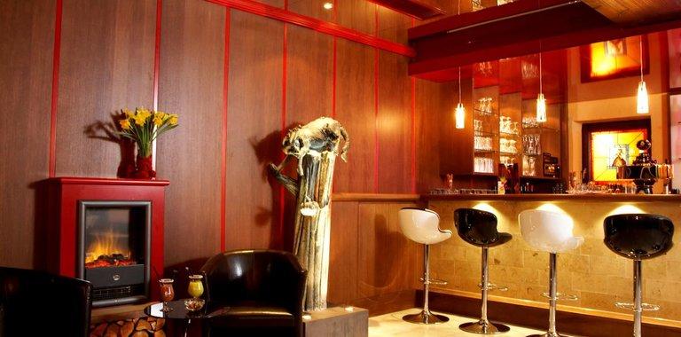 Hotel Birkenhof Therme Bar