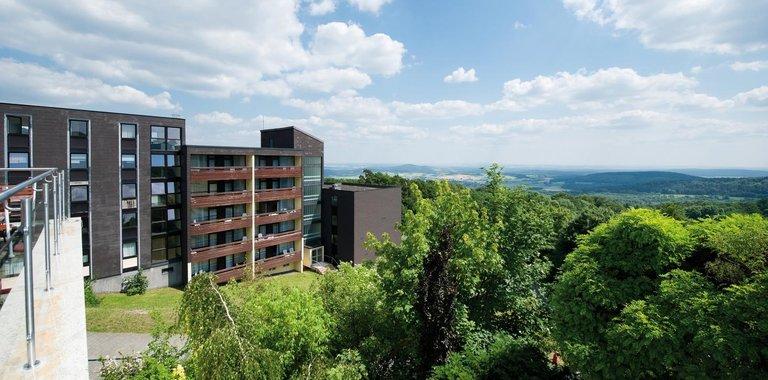 Rhön Park Aktiv Resort  Außenansicht