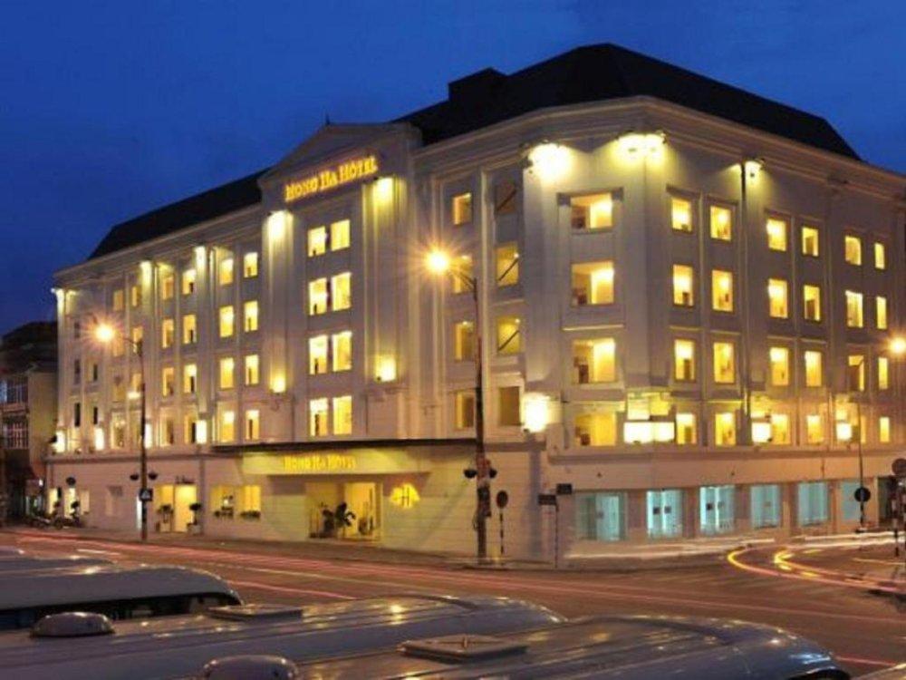 Hong Ha Hotel - Außenansicht