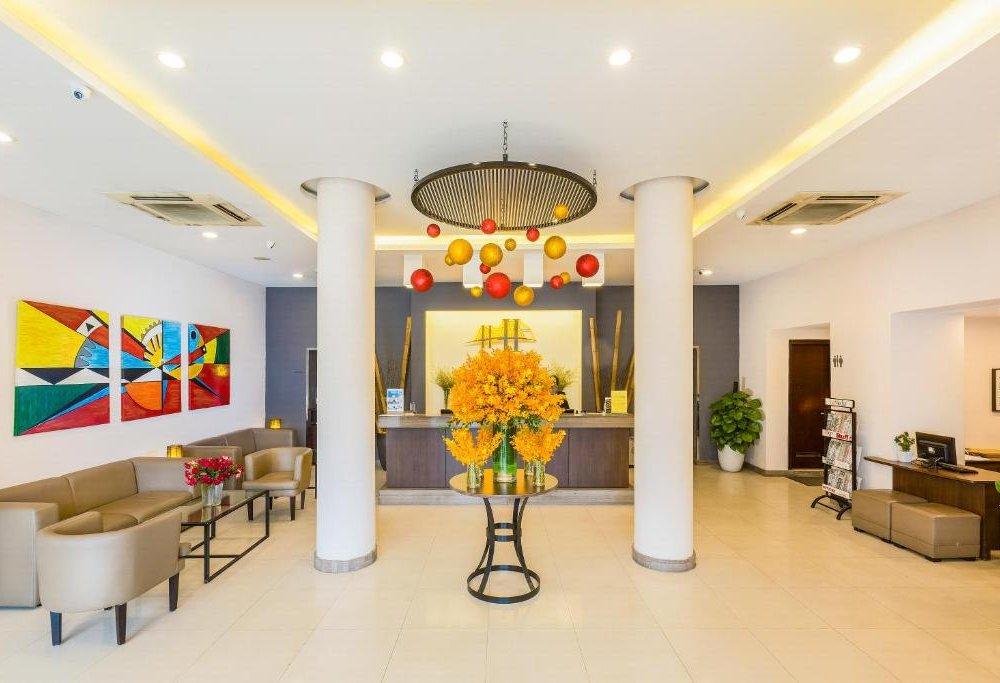Hong Ha Hotel - Rezeption