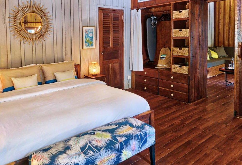 Sok San Beach Resort - Zimmerbeispiel