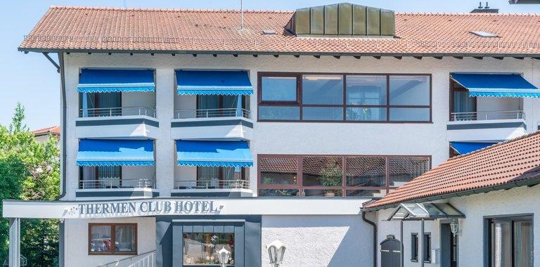 Thermen Club Hotel Bad Füssing Außenansicht
