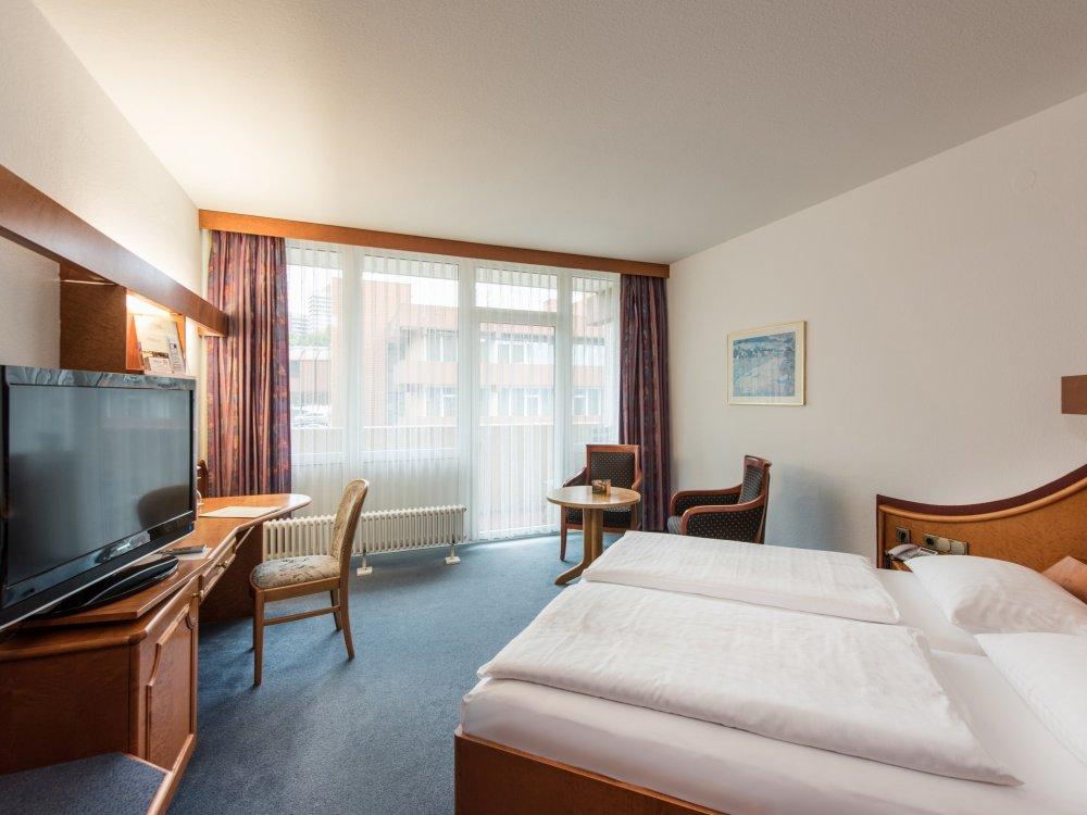 Göbel's Hotel Rodenberg Zimmerbeispiel Doppelzimmer