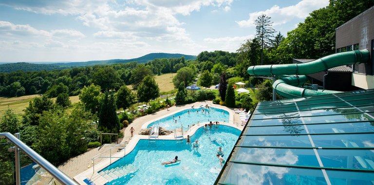 Rhön Park Aktiv Resort Außenpool