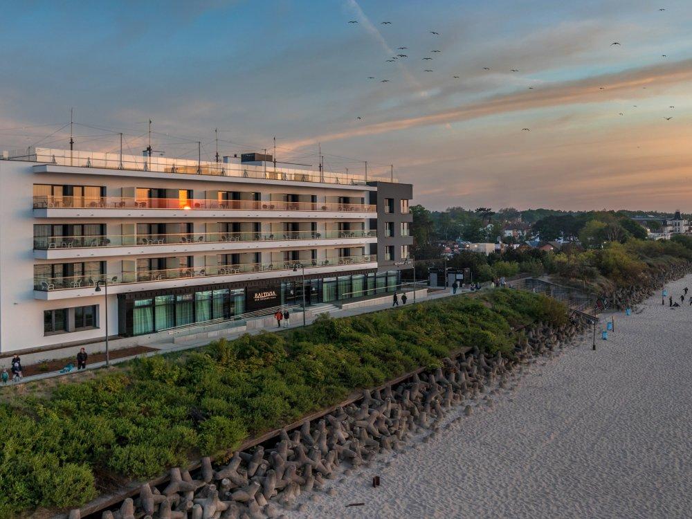 Hotel Baltivia Sea Resort