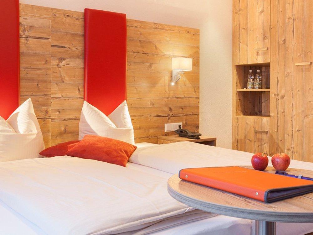 Hotel Talhof in Tirol Zimmerbeispiel