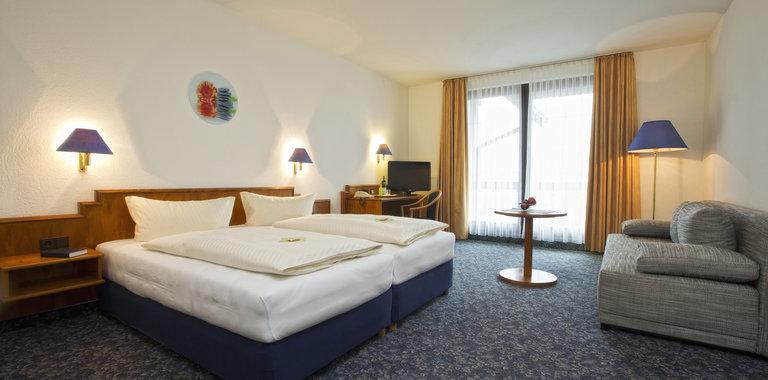 Alpina Lodge Hotel Oberwiesenthal Zimmerbeispiel