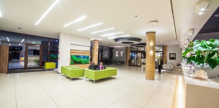 Hotel Olymp III Lobby