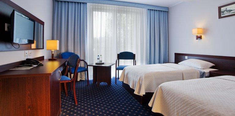 Hotel Wolin Zimmerbeispiel
