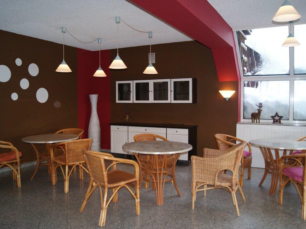 Landhotel Arber Wellness Wintergarten