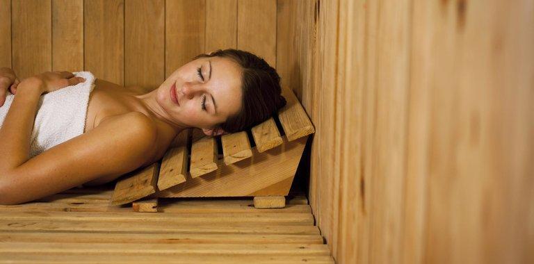 Vestina Wellness & Spa Hotel Sauna