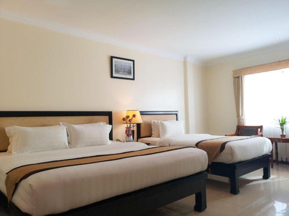 Cardamom Hotel & Apartment - Zimmerbeispiel