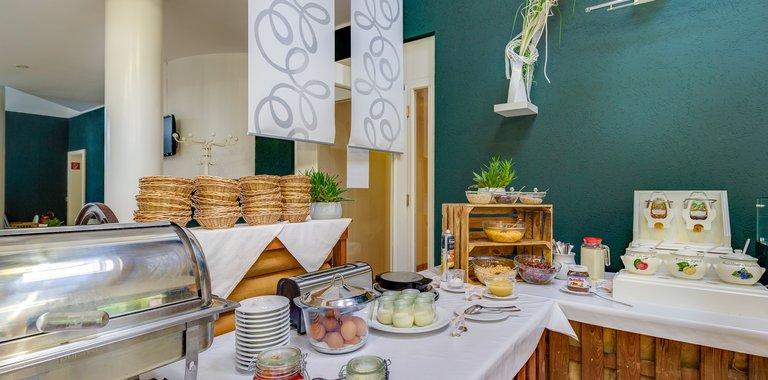 Ferien Hotel Spreewald Buffett