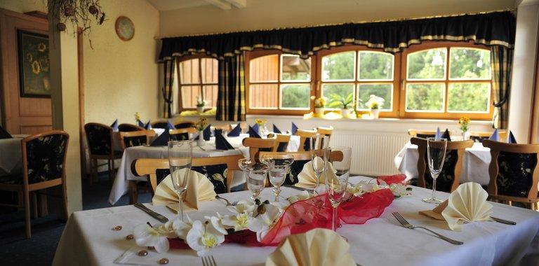 Landhotel Margeritenhof Restaurant