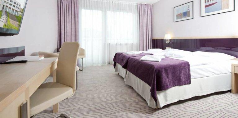 Hotel Interferie Medical SPA Zimmerbeispiel