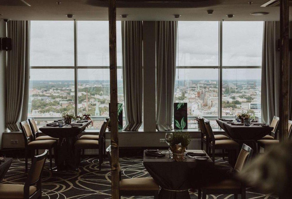 Hotel Radisson Blu Latvia - Restaurant