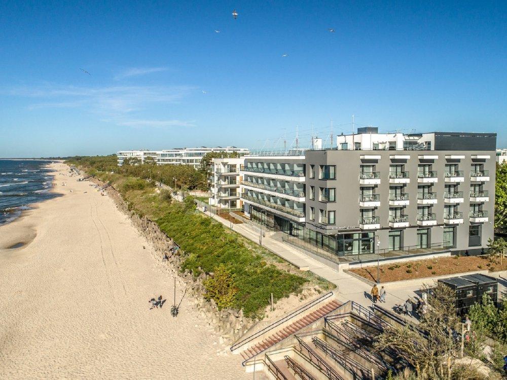 Hotel Baltivia Sea Resort & Strand