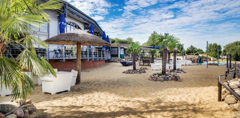 Hotel Dömitzer Hafen Sandstrand
