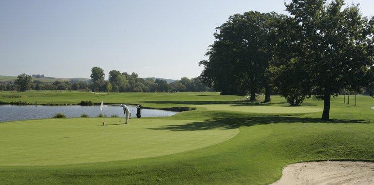 Maximilian Quellness- und Golfhotel Golflandschaft