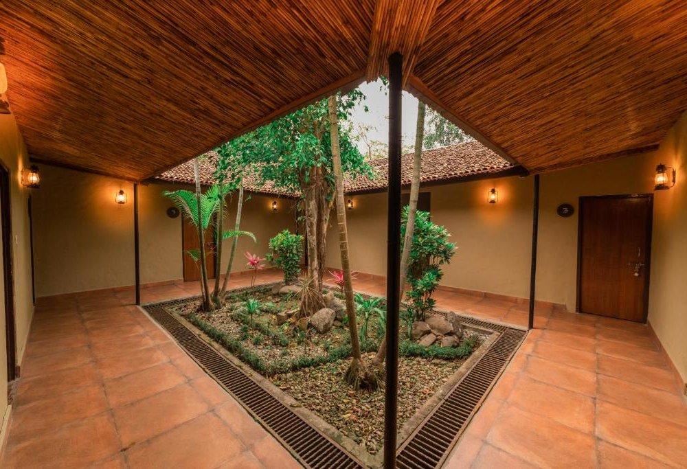 Green Mansion Jungle Resort - Garten