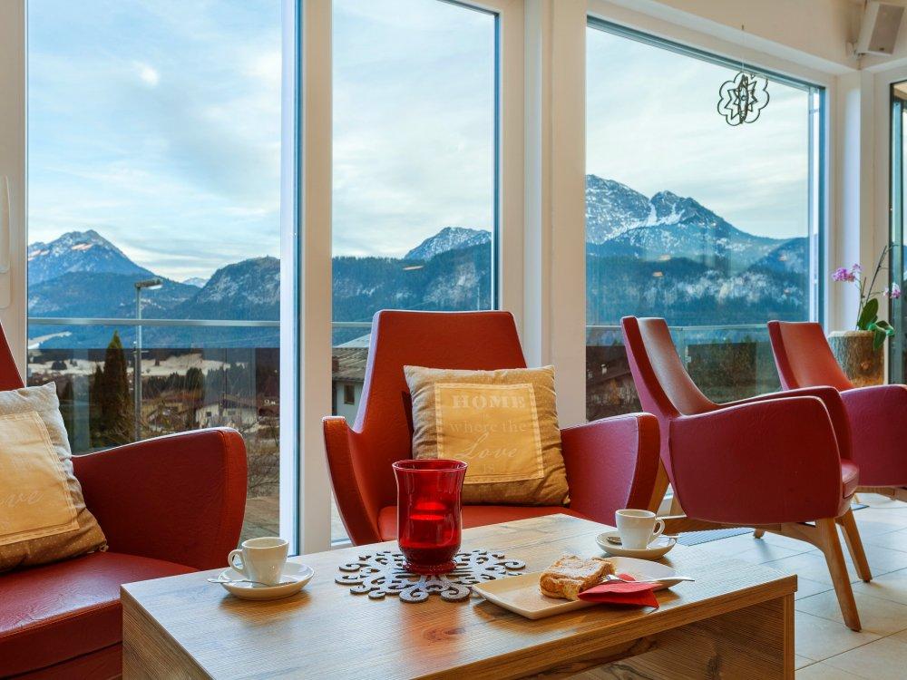 Hotel Talhof in Tirol Lobby