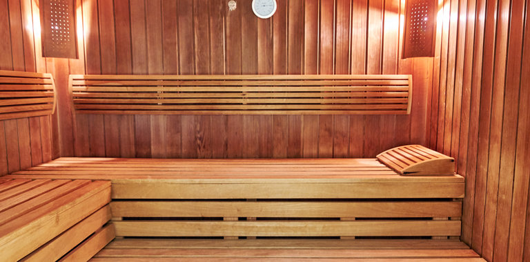 Jantar Hotel & Spa Sauna
