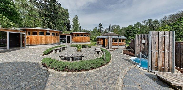 Santé Royale Hotel- & Gesundheitsresort Bad Brambach Saunadorf