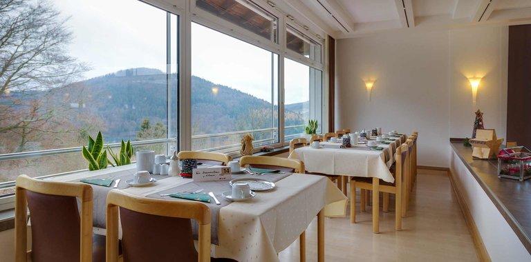 Panorama Hotel Winterberg Restaurant