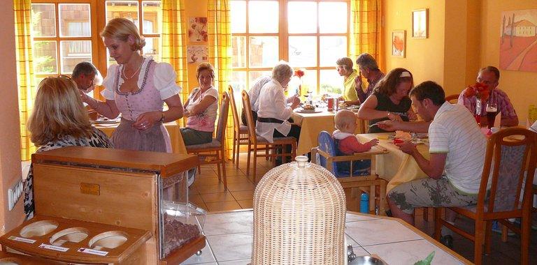 Ferien- und Aktivhotel zum Arber Restaurant