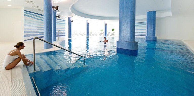 Hotel Interferie Medical SPA  Schwimmbad