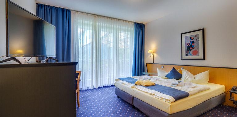 Ferien Hotel Lewitz Mühle Zimmerbeispiel