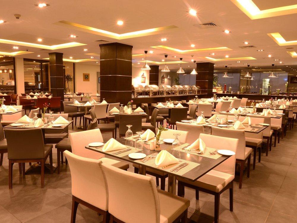 Hotel Mena Tyche - Restaurant