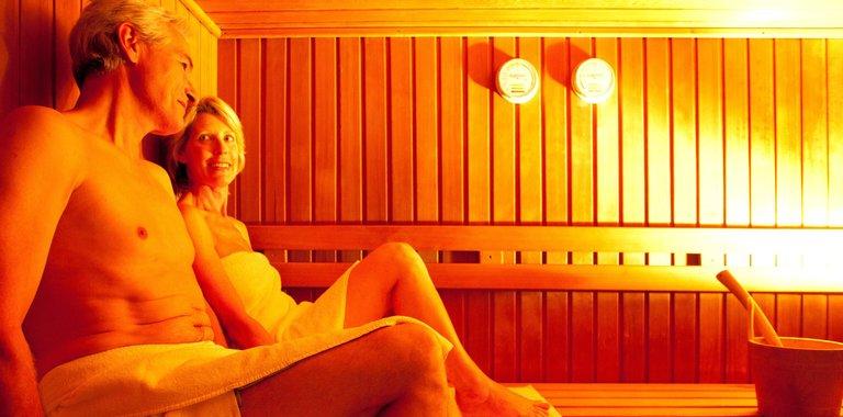 Hotel Kurhotel Panland Bad Füssing Sauna