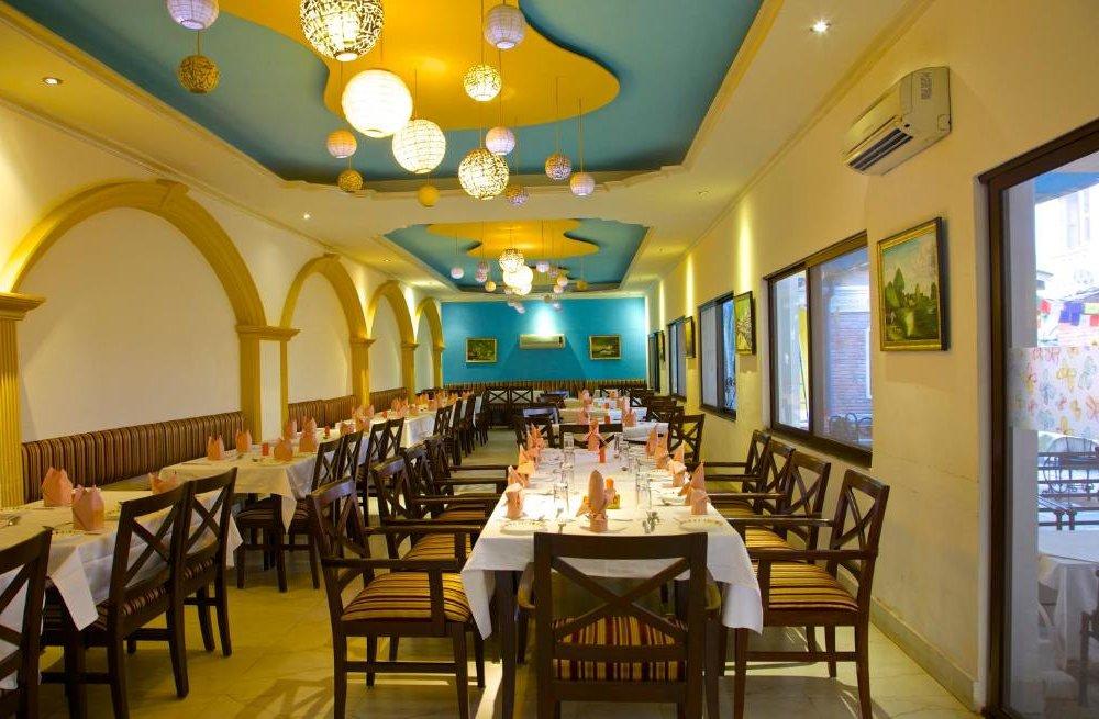 Kathmandu Guest House  Restaurant