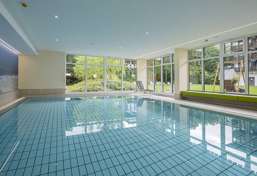 Hotel Königshof Indoor Pool