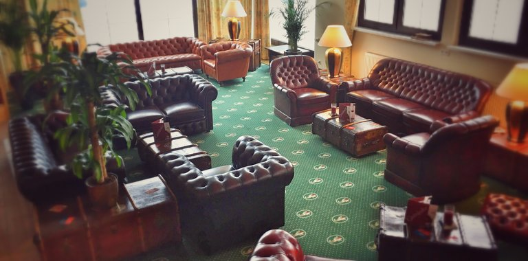 Alpina Lodge Hotel Oberwiesenthal Lobby