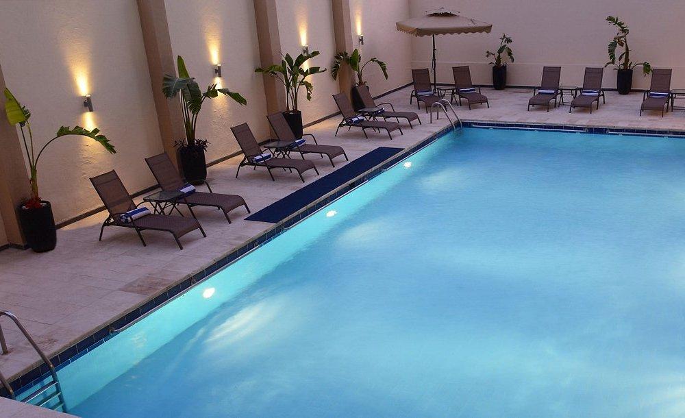 Hotel Mena Tyche - Pool