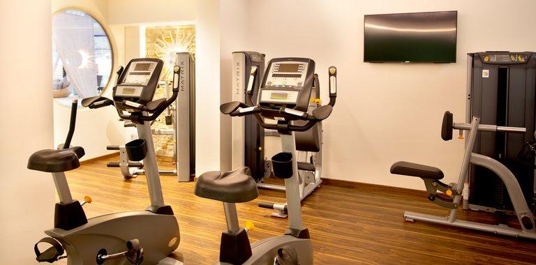 Göbel's Vital Hotel Fitnessraum