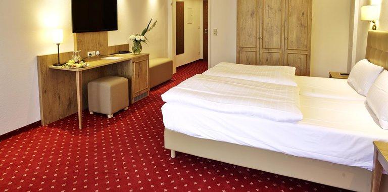 Mühl Vital Resort Zimmerbeispiel
