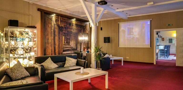 Ferien Hotel Lewitz Mühle Rezeption