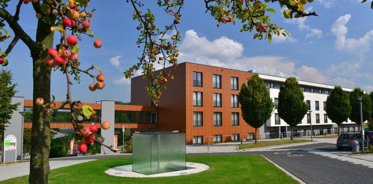 Santé Royale Hotel- & Gesundheitsresort Warmbad Außenansicht
