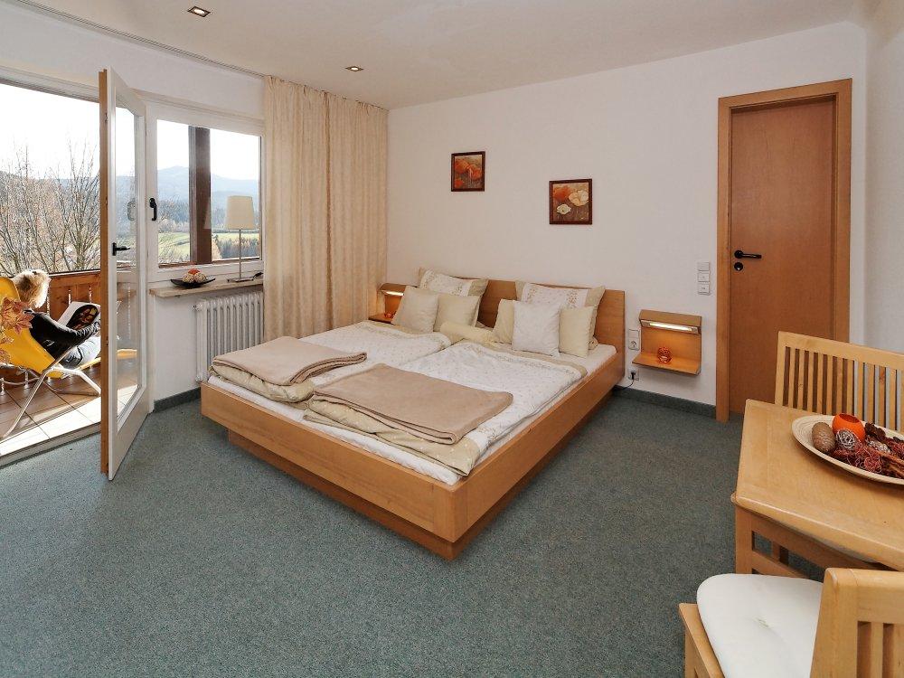 Landhotel Arber Wellness Zimmerbeispiel