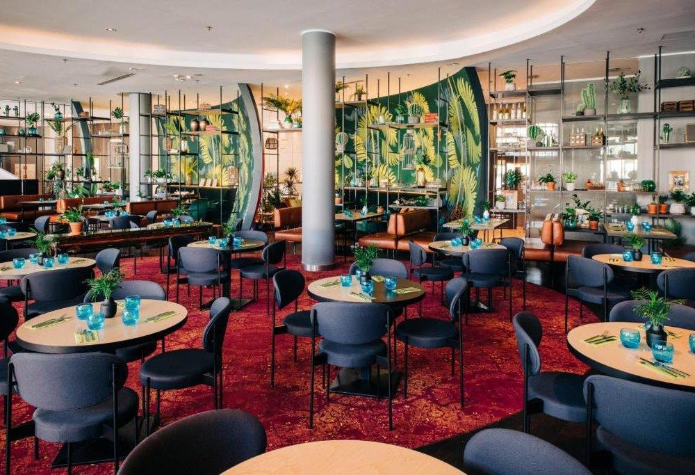 Hotel Vienna House Andel's - Restaurant