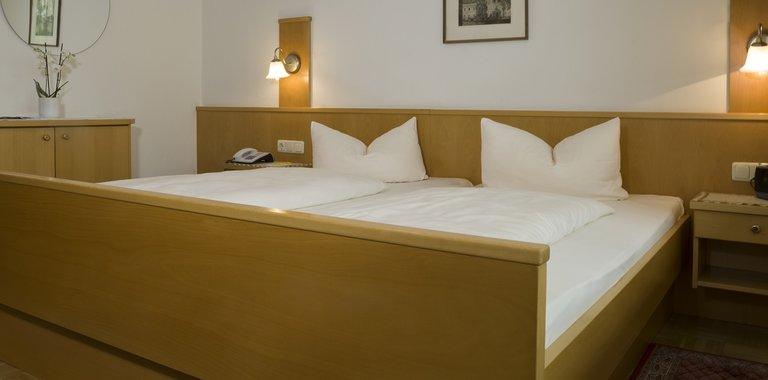 Zentral-Hotel Bad Füssing Zimmerbeispiel